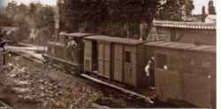 Les trains de Sablonnières